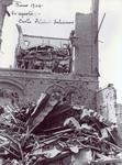 Altro particolare dei danni subiti dall'Istituto Salesiano nel 1994